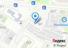 Компания «Теоком» на карте