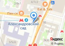 Компания «Станция Библиотека им. В.И. Ленина» на карте