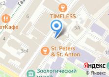 Компания «Автоматизированные системы» на карте