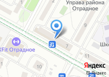 Компания «Магазин мебели и жалюзи» на карте