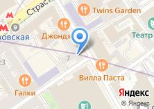 Компания «Платья.ру» на карте