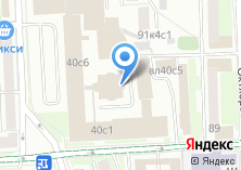 Компания «Абонент Консалт» на карте