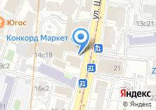 Компания «Мальдивы.ru» на карте