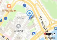 Компания «Кремлевский» на карте