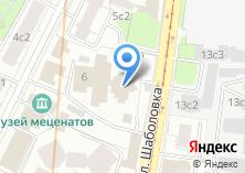 Компания «ГУ МВД России по Центральному федеральному округу» на карте