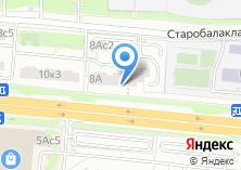 Компания «Чертаново-12» на карте