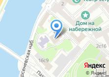 Компания «Храм Святителя Николы на Берсеневке в Верхних Садовниках» на карте