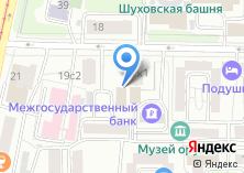 Компания «ВизаГид» на карте