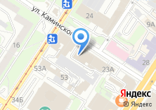 Компания «Coleman Services» на карте
