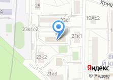 Компания «Bursten.ru» на карте