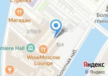 Компания «Лига Ставок» на карте