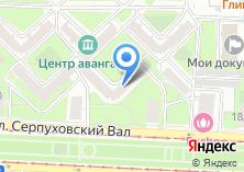 Компания «Московская жилищно-строительная компания» на карте