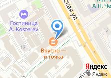 Компания «Розыск» на карте