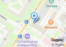 Компания «Октава» на карте