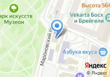 Компания «Компания Технорайт» на карте