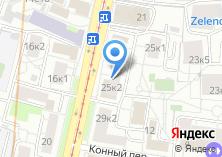 Компания «Саната студио» на карте