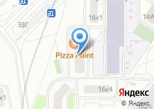 Компания «Вершинино» на карте