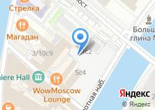 Компания «Яузапроект» на карте