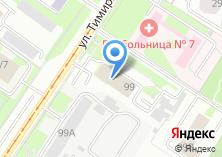 Компания «ТулаСтройГарант» на карте