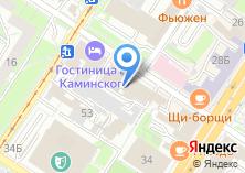 Компания «Паспорт» на карте