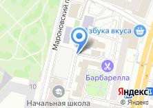 Компания «Детективное агентство Фемида - Детективное агентство» на карте
