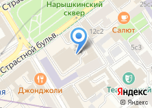 Компания «Фортайд сервис» на карте
