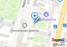 Компания «Решение» на карте