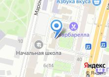 Компания «Пой со мной» на карте