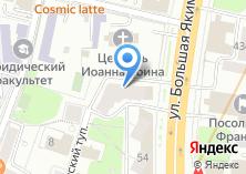 Компания «Новация» на карте