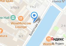 Компания «Красный октябрь» на карте