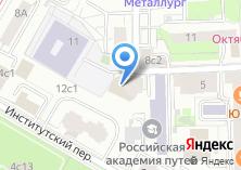 Компания «Постоянное Представительство Президента Республики Удмуртия при Президенте РФ» на карте