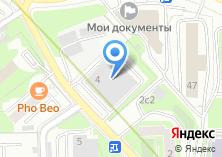 Компания «Прайм-офис» на карте