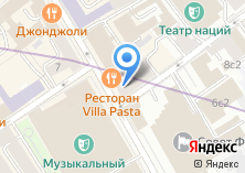Компания «Библио-Глобус» на карте
