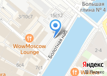 Компания «EventMoskva» на карте