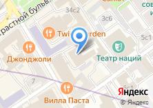 Компания «Тиромет» на карте