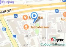 Компания «Rossmoto» на карте