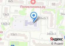 Компания «Детский сад №2563» на карте