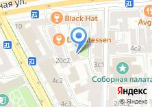 Компания «Благотворительный фонд поддержки творческого наследия композитора Микаэла Таривердиева» на карте