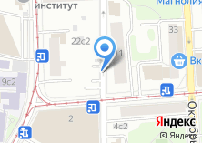 Компания «Марьина роща» на карте