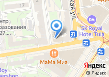 Компания «Профстройка» на карте