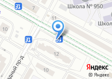 Компания «Магазин дисков на Отрадной» на карте
