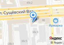 Компания «Академия Плюс» на карте