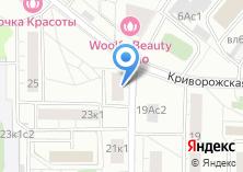 Компания «ОПОП Южного административного округа Нагорный район» на карте