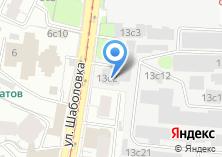 Компания «Ударница» на карте