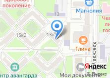 Компания «Участковый пункт полиции Даниловский район» на карте