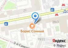 Компания «Я - российский дизайнер» на карте