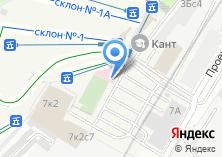Компания «Нагорная» на карте