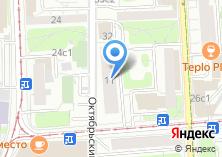 Компания «Дента Стрит» на карте