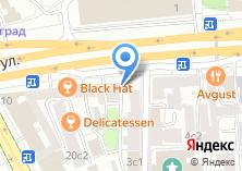 Компания «Шериев и партнеры» на карте