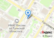 Компания «Совет ветеранов Центрального района» на карте